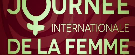 La Journée Internationale des Femmes 2014